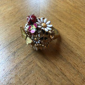 Juicy Couture Garden Party Ring